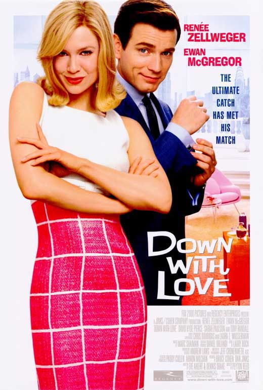 Film home decor inspiration: Down with Love