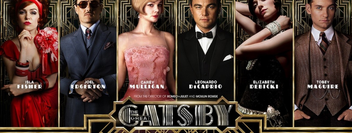 Film home decor inspiration: The Great Gatsby