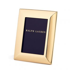 Ralph Lauren Beckbury Gold Plated Frame