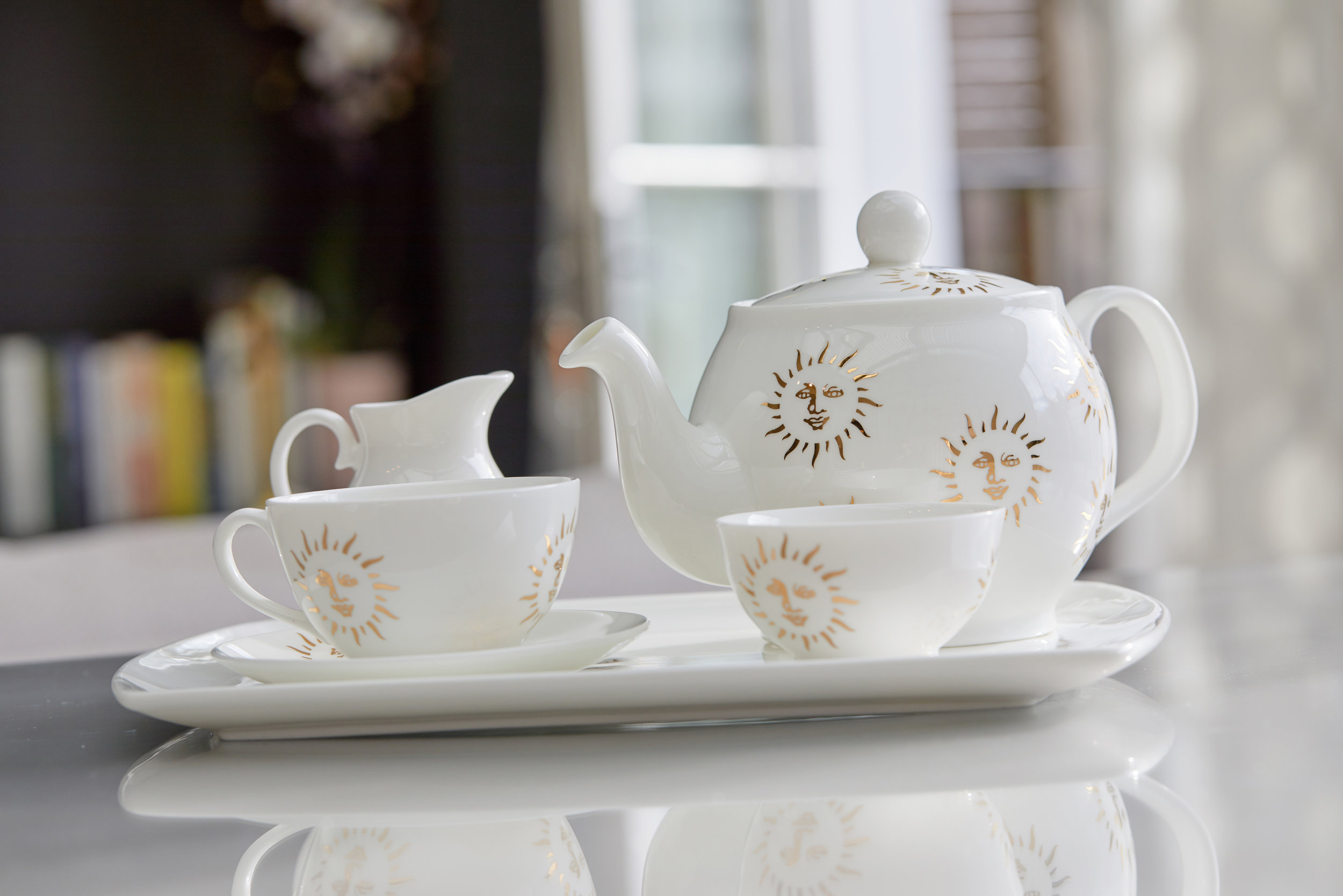 4 elegant tea sets for the perfect afternoon tea experience