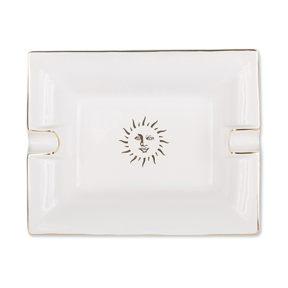 Casacarta Large Sun Ashtray and Change Tray