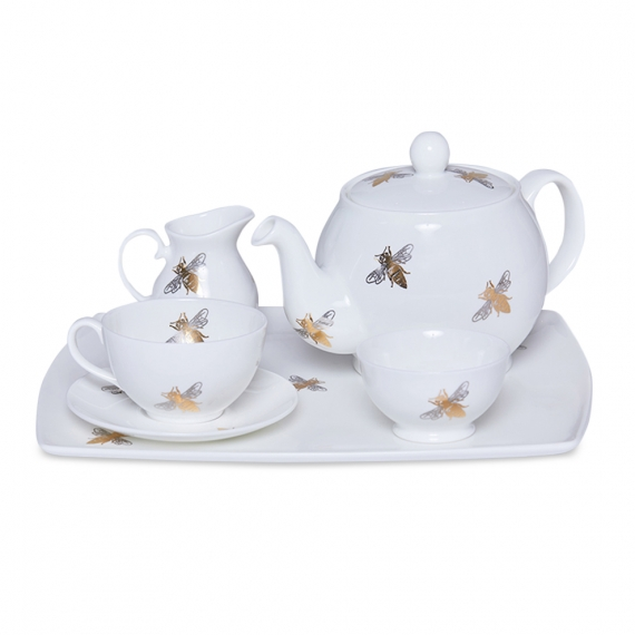 Casacarta Bee Tea Set