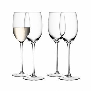 LSA International Wine White Wine Glass Set Of 4