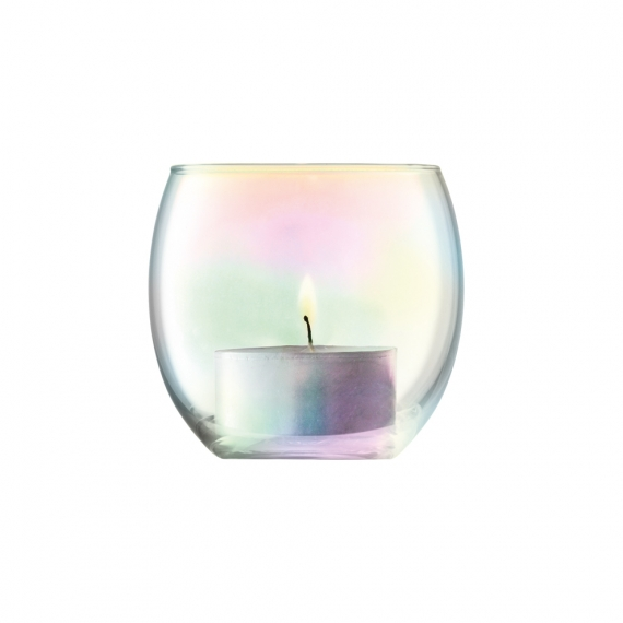 LSA International Pearl Votive Holde