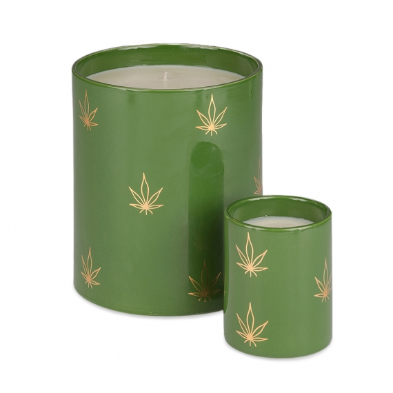 Casacarta Candle Set - Leaf