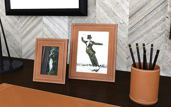 Best leather desk accessories for the most stylish home office