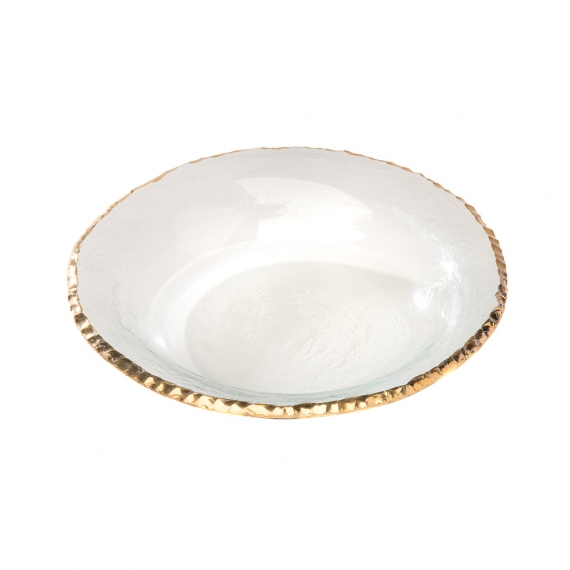 Annieglass Edgey Soup Bowl