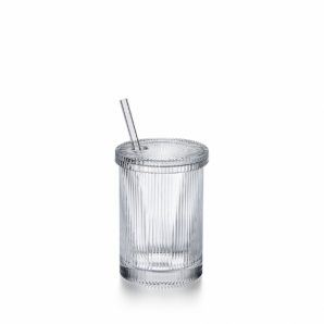 BACCARAT Crystal Clear Glass By Virgil Abloh