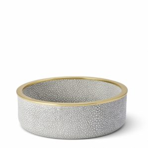 AERIN Shagreen Wine Coaster