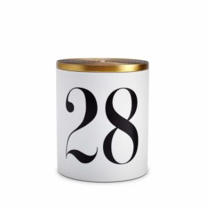 L'OBJET Mamounia Number 28 Candle