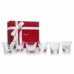 BACCARAT Everyday Baccarat Classic Tumbler Set Of 6