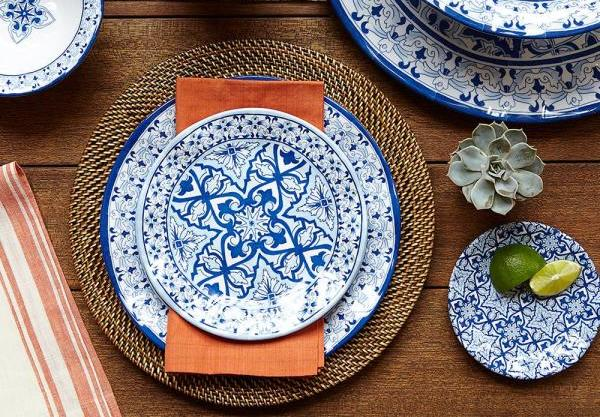 10 Melamine Tableware To Last An Eternity