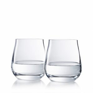 BACCARAT Chateau Baccarat Tumbler Set Of 2