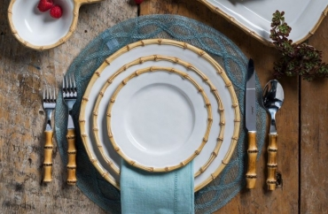 Vibrant Table Placemats to Brighten Any Table