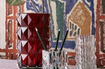 Baccarat: 8 Crystal Glassware to Mesmerize Your Guests