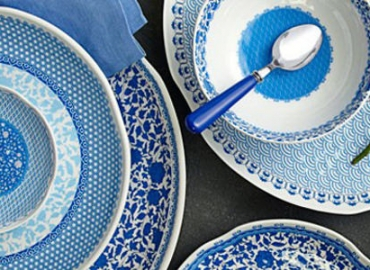Discover the Story Behind Unbreakable Luxury Melamine Dinnerware From Q Squared