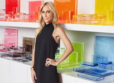 Alexandra Von Furstenberg: The Designer Who Took Acrylic Furniture and Home Accessory To the Next Level