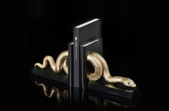 4 Luxury Bookend Sets That Every Bookworm Will Love