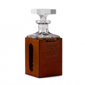 Ralph Lauren Cantwell Decanter Brown