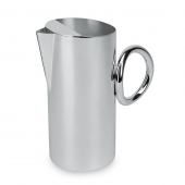 Christofle Silver Plated Water Pitcher Silver