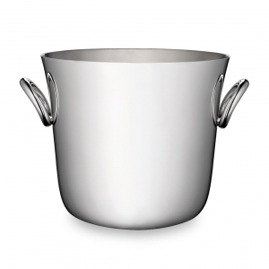 Christofle Silver Plated Champagne Cooler Bucket Silver