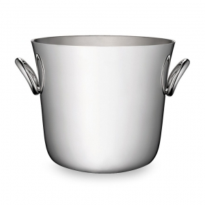 Christofle Silver Plated Ice Bucket Sliver