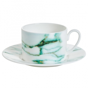Prouna Tea Cup and Saucer