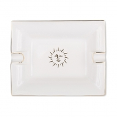 Casacarta Large Ashtray And Change Tray - Sun White