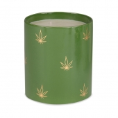Casacarta Large Candle - Leaf Green