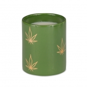 Casacarta Small Candle - Leaf Green
