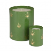 Casacarta Candle Set - Leaf Green