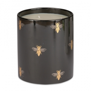 Casacarta Large Candle - Bee Black