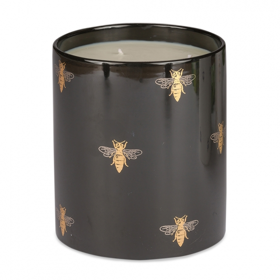 Large Candle - Bee