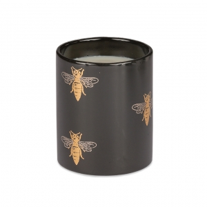 Casacarta Small Candle - Bee Black