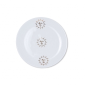Casacarta Side Plate - Sun White