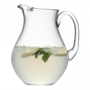 LSA International Bar Icelip Jug Set Of 2 Clear