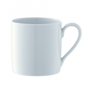 LSA International Dine Mug White Set of 4