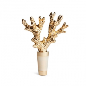 Aerin Coral Bottle Stopper