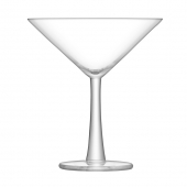 LSA International Gin Cocktail Glass Clear Set of 12