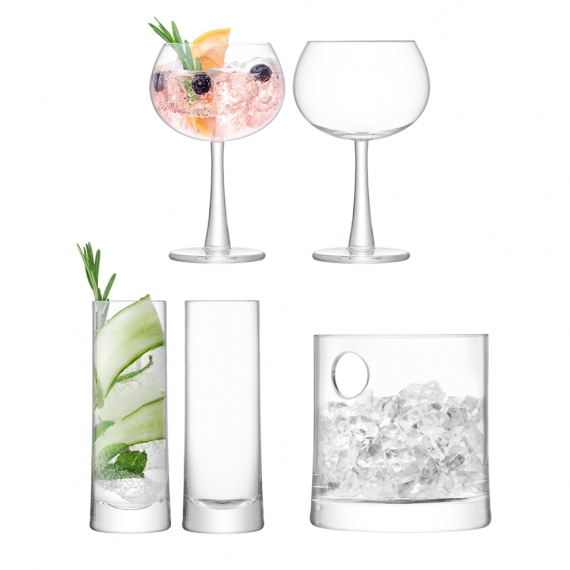 Gin Ice Set Set of 2