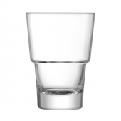 LSA International Mixologist Cocktail Tumbler Clear Set of 2