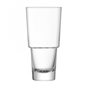 LSA International Mixologist Cocktail Highball Clear Set of 2