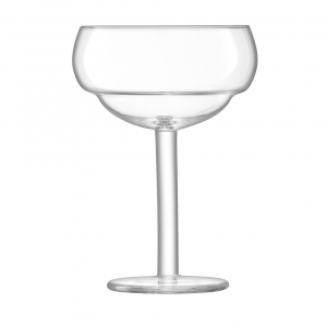 Mixologist Cocktail Coupe Glass