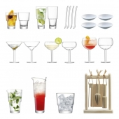 Mixologist Cocktail Connoisseur Set
