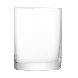 LSA International Otis Tumbler Clear Set of 4