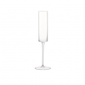 LSA International Otis Champagne Flute Clear Set of 12