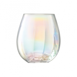 LSA International Pearl Tumbler Multi Color Set of 4