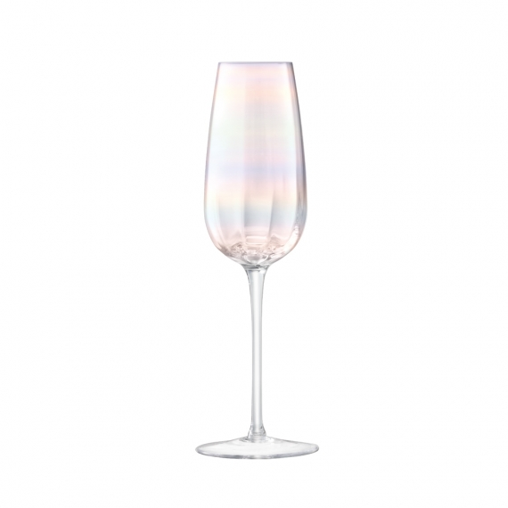 Pearl Champagne Flute Set of 12