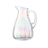 LSA International Pearl Jug Set of 3 Multi-Color