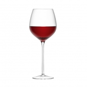 LSA International Wine Red Wine Glass Clear Set of 12